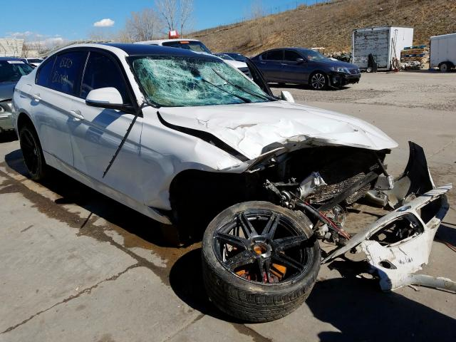 BMW Vehiculos salvage en venta: 2012 BMW 328 I