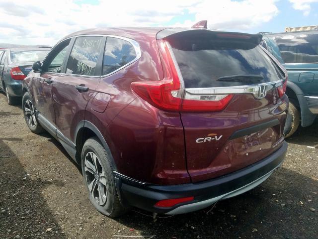 Купить Honda Cr V 2017 г. из США с доставкой и растаможкой под ключ.