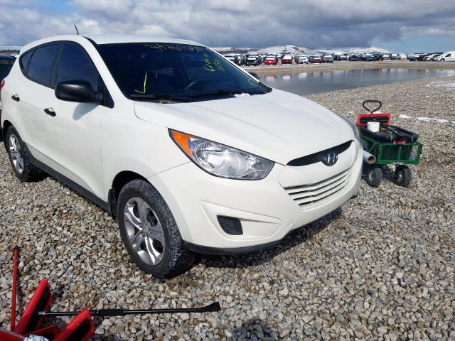 2011 Hyundai Tucson Gl 2.0L