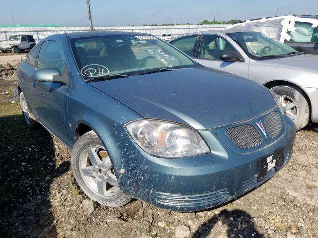 Vehiculos salvage en venta de Copart Houston, TX: 2009 Pontiac G5