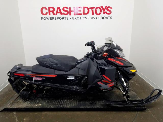 Skidoo salvage cars for sale: 2015 Skidoo MXZ800