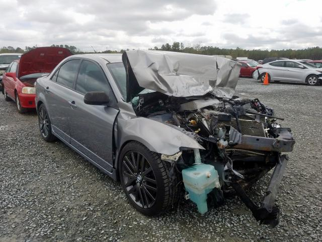 Mazda Speed 6 salvage cars for sale: 2006 Mazda Speed 6