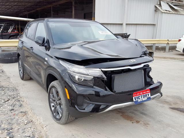 2021 Kia Seltos Lx Photos Tx Corpus Christi Salvage Car Auction On Tue Jun 23 2020 Copart Usa
