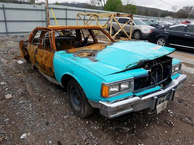 1984 Chevrolet Caprice CL en venta en Lebanon, TN