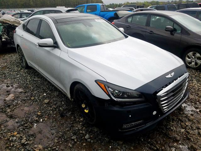 2016 Hyundai Genesis 3 en venta en Austell, GA