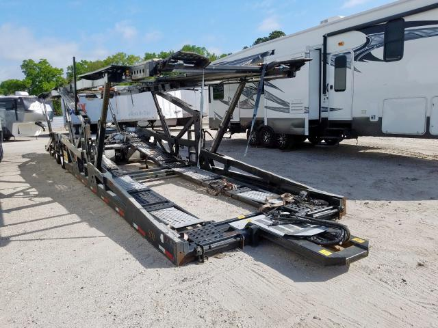 Cottrell salvage cars for sale: 2014 Cottrell Car Hauler