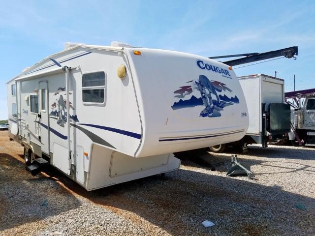 Keystone 5th Wheel salvage cars for sale: 2005 Keystone 5th Wheel