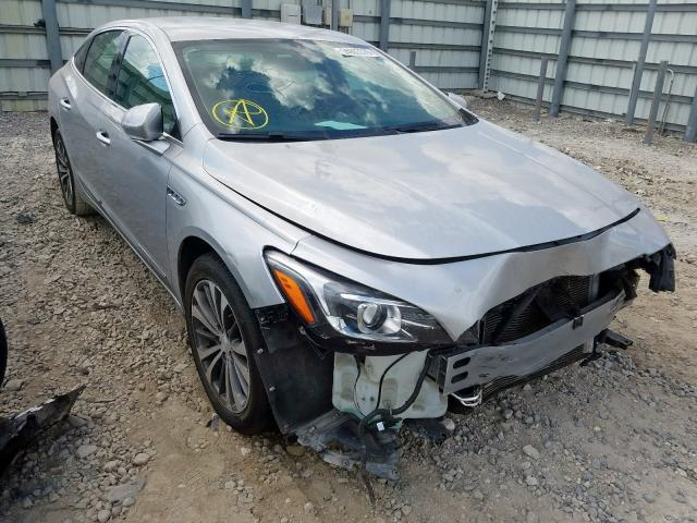 Buick salvage cars for sale: 2017 Buick Lacrosse E