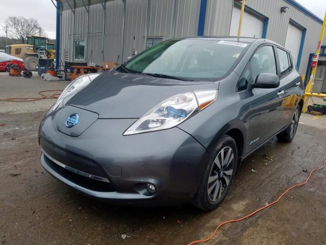 2015 Nissan LEAF | Vin: 1N4AZ0CP0FC314392