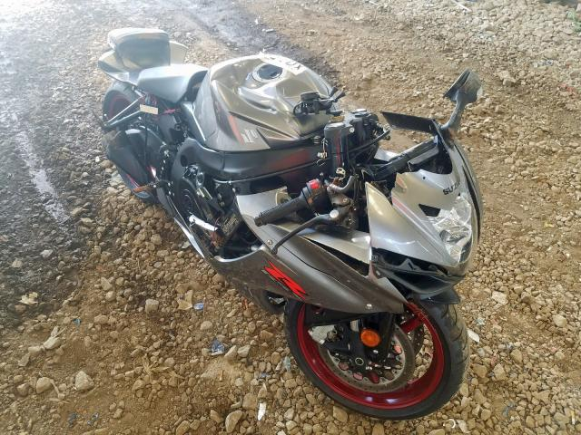Salvage cars for sale from Copart China Grove, NC: 2018 Suzuki GSX-R600