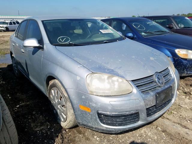 Salvage cars for sale at Houston, TX auction: 2009 Volkswagen Jetta S
