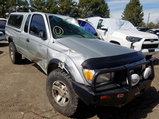 Toyota Tacoma XTR salvage cars for sale: 2000 Toyota Tacoma XTR