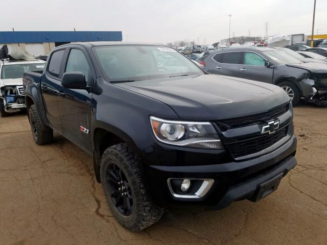 2016 Chevrolet Colorado Z for sale in Woodhaven, MI
