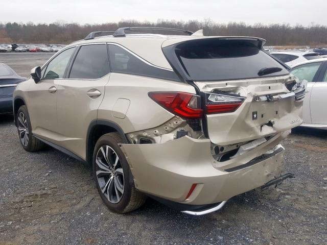 купить 2018 LEXUS RX 350 L JTJDZKCA9J2005028