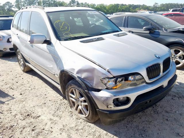 2005 BMW X5 3.0I for sale in Houston, TX