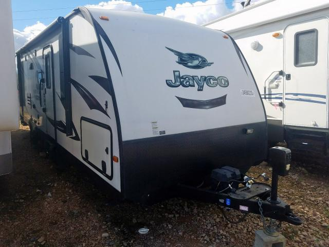 Jayco Trailer salvage cars for sale: 2016 Jayco Trailer