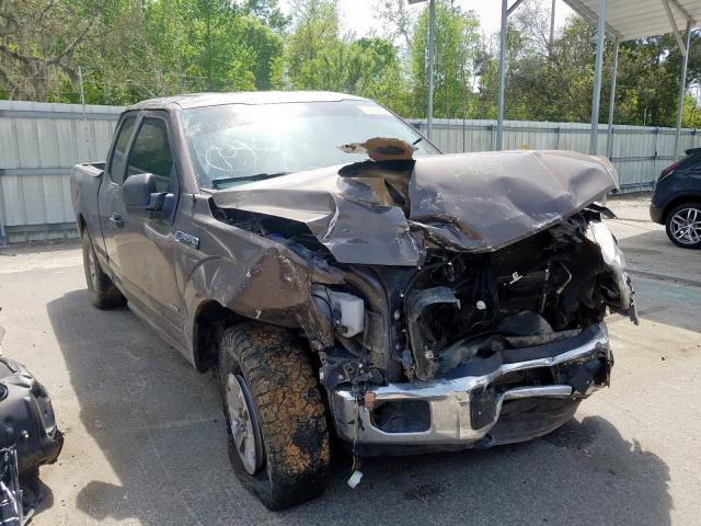 Salvage 2015 FORD F-150 - Small image. Lot 34578290