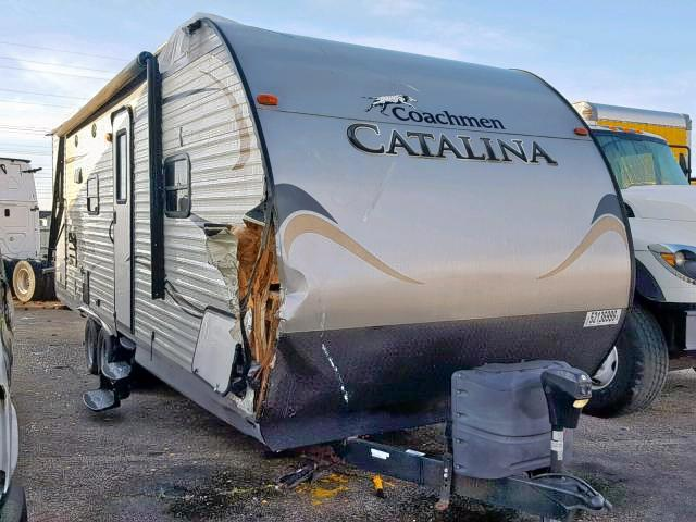 Coachmen salvage cars for sale: 2016 Coachmen Camper
