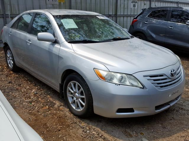 Salvage cars for sale from Copart Mercedes, TX: 2009 Toyota Camry Base