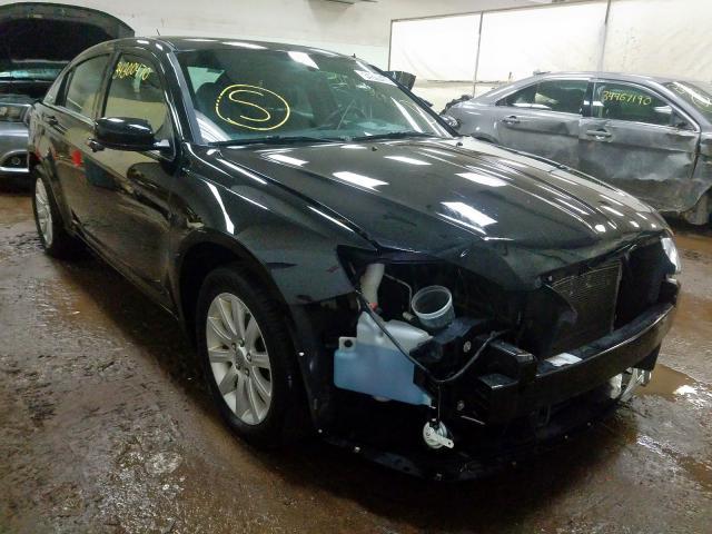Salvage 2013 Chrysler 200 for sale