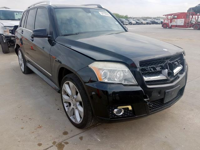 Mercedes-Benz Vehiculos salvage en venta: 2010 Mercedes-Benz GLK 350 4M