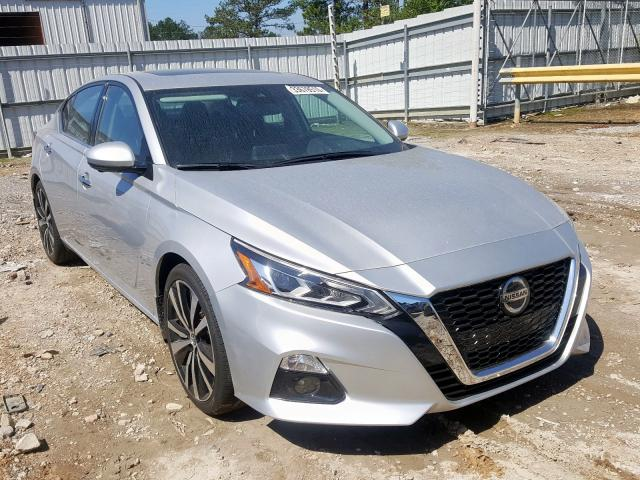 Nissan salvage cars for sale: 2020 Nissan Altima PLA