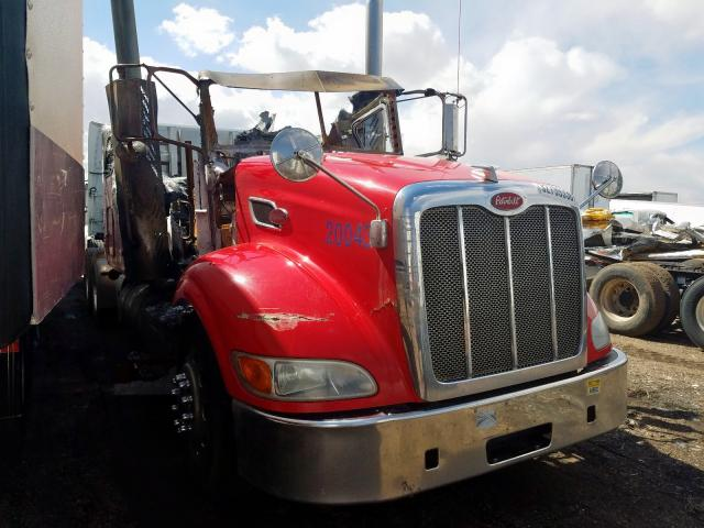 Peterbilt salvage cars for sale: 2013 Peterbilt 386