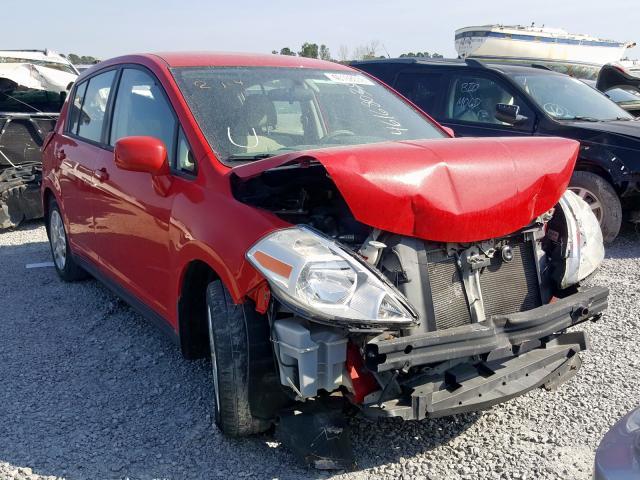 Nissan Vehiculos salvage en venta: 2010 Nissan Versa S