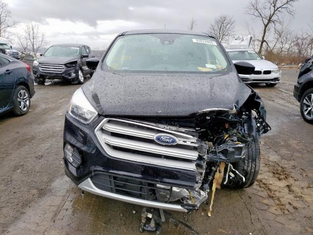 2019 Ford ESCAPE | Vin: 1FMCU9GD4KUA37767