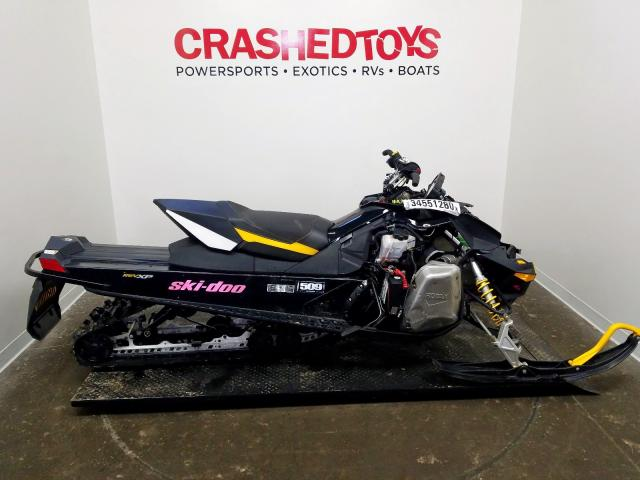 Salvage 2012 Skidoo 594CC for sale