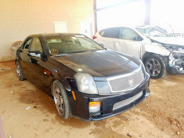 Salvage 2005 Cadillac CTS-V for sale