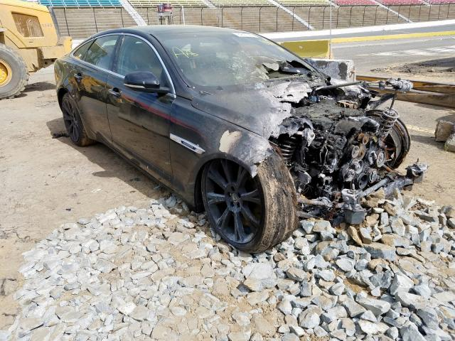 Salvage cars for sale from Copart Concord, NC: 2011 Jaguar XJ Superch