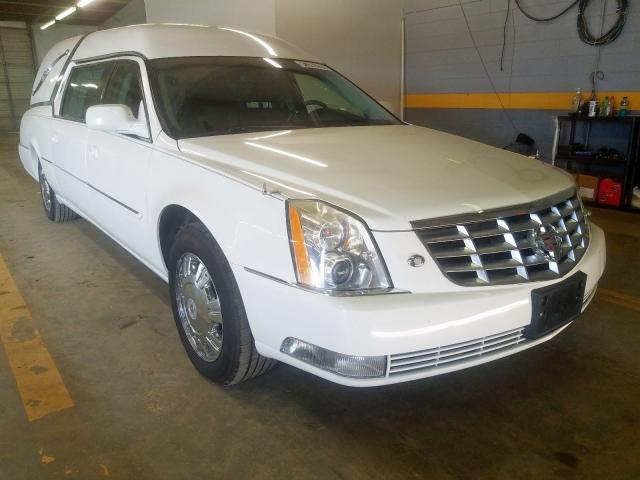Cadillac Profession salvage cars for sale: 2011 Cadillac Profession