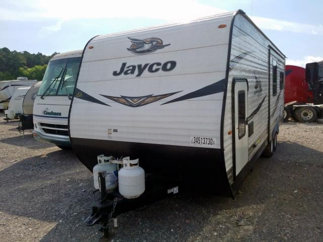 2019 JAYCO  TRVL TRL
