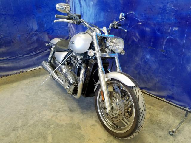 Triumph Thunderbird salvage cars for sale: 2011 Triumph Thunderbird