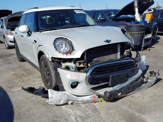 Mini Cooper salvage cars for sale: 2016 Mini Cooper