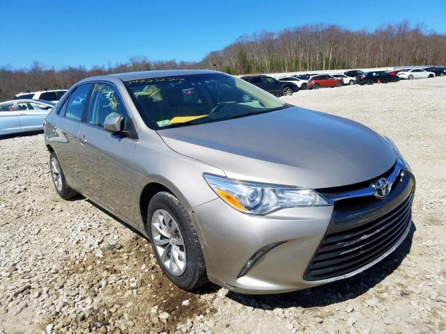 2015 TOYOTA CAMRY LE 4T4BF1FKXFR459948