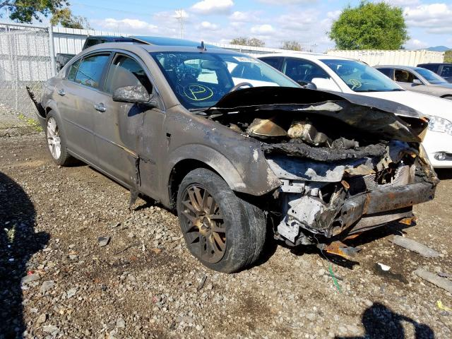 Saturn salvage cars for sale: 2008 Saturn Aura XR