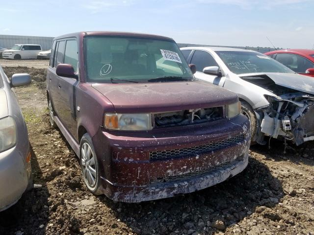 Salvage cars for sale from Copart Houston, TX: 2005 Scion XB