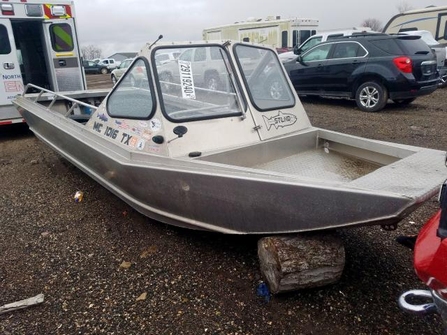 Boat salvage cars for sale: 2014 Boat Wellcraft