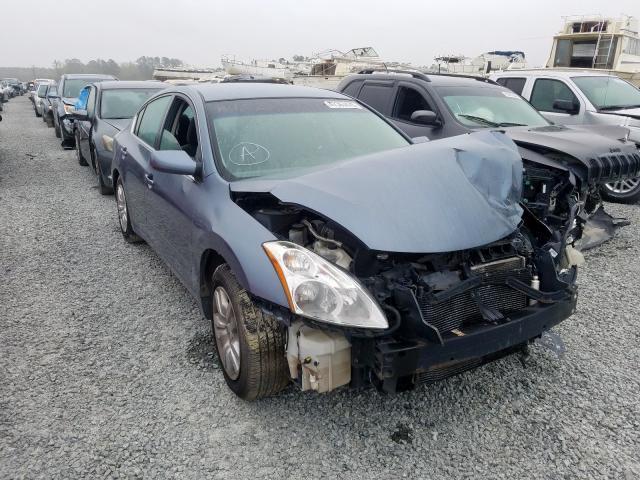Vehiculos salvage en venta de Copart Lumberton, NC: 2011 Nissan Altima Base