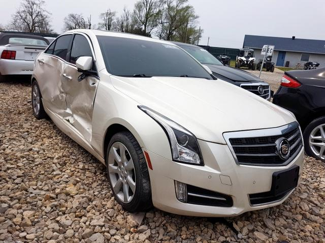 2013 Cadillac Ats Perfor 2.0L