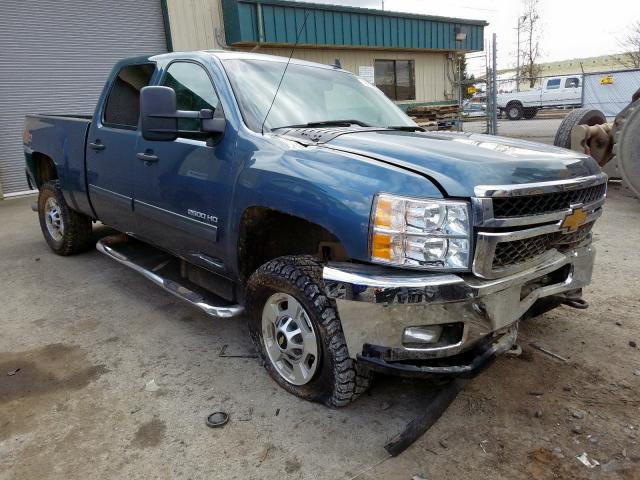 Salvage cars for sale from Copart Eugene, OR: 2012 Chevrolet Silverado