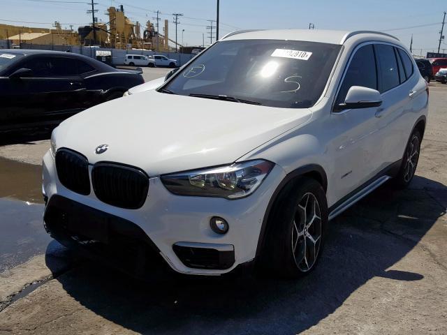 2017 BMW  X1 SDRIVE2