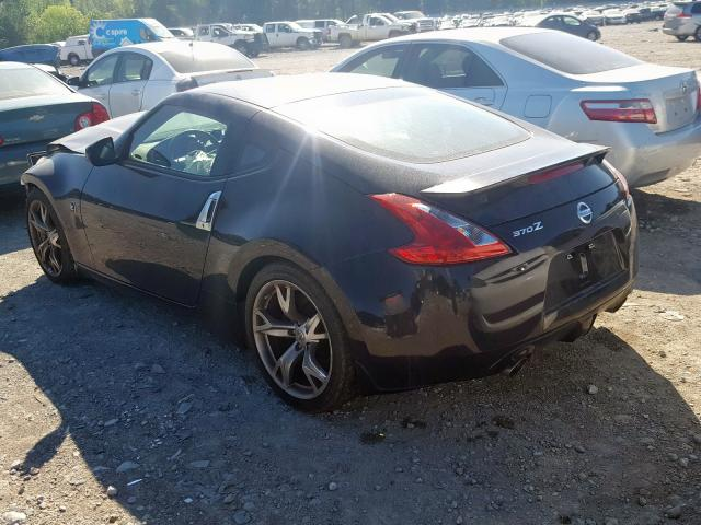 2011 NISSAN 370Z BASE - Right Front View