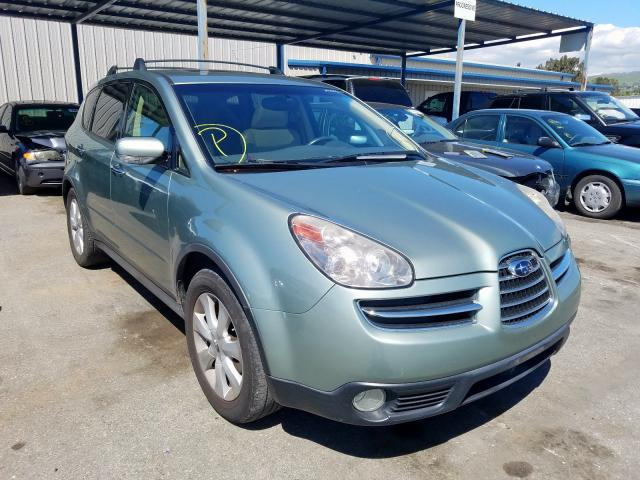 Subaru B9 Tribeca salvage cars for sale: 2006 Subaru B9 Tribeca