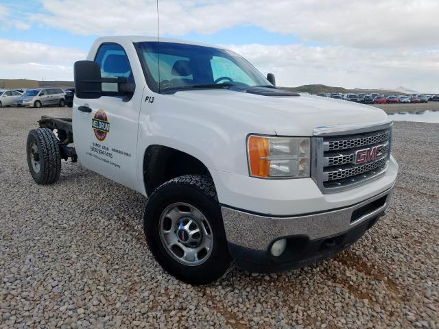 GMC Sierra K25 salvage cars for sale: 2012 GMC Sierra K25