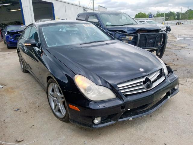 Mercedes-Benz salvage cars for sale: 2006 Mercedes-Benz CLS 500C