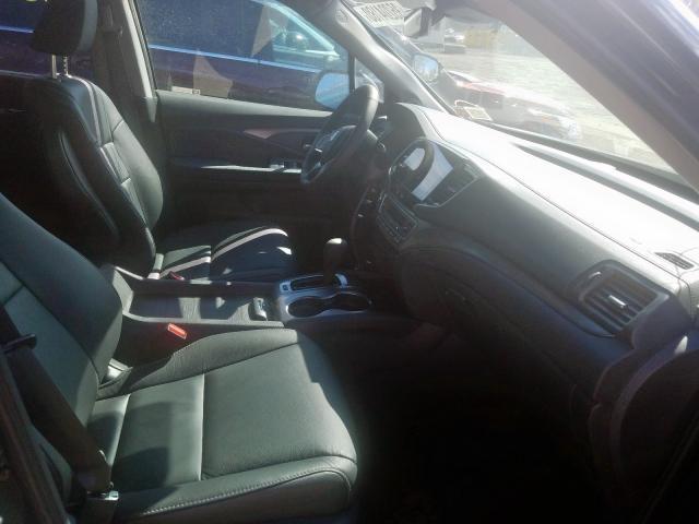 2020 Honda PILOT   Vin: 5FNYF6H45LB012890