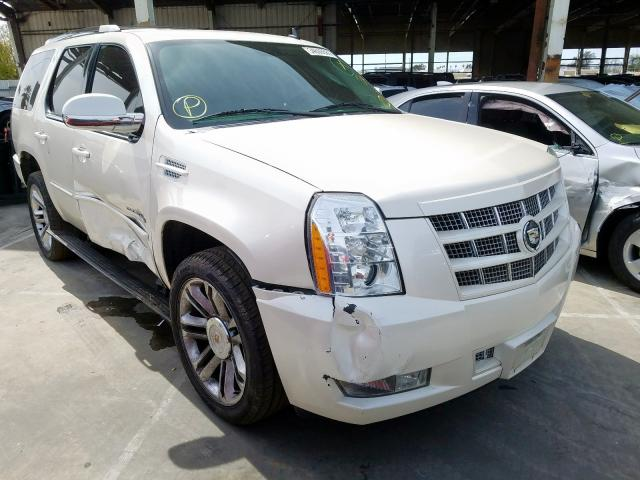 Cadillac Escalade P salvage cars for sale: 2012 Cadillac Escalade P